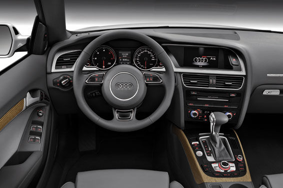 Audi A5 I Restyling 2011 - 2016 Cabriolet #8
