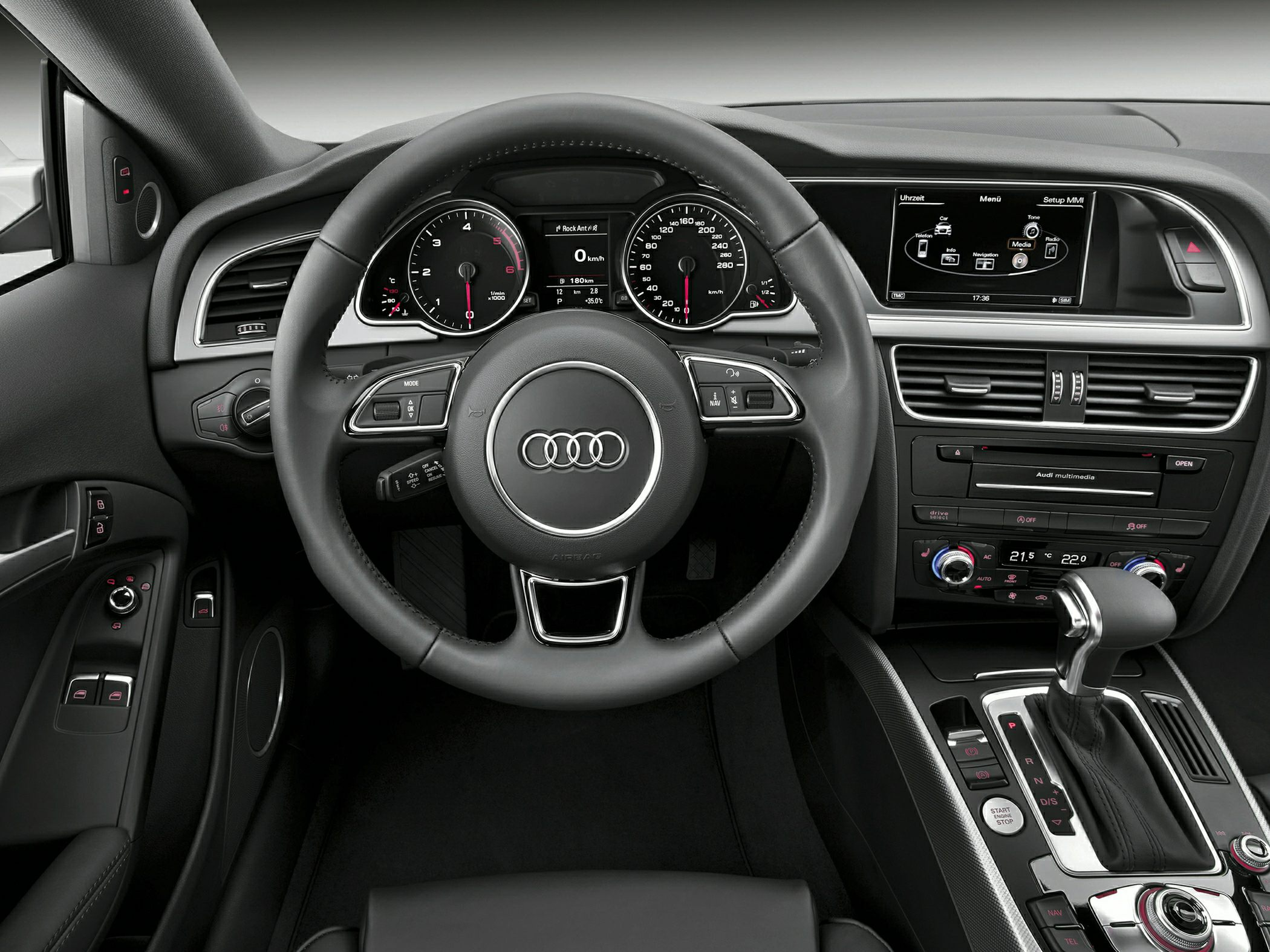 Audi A5 I Restyling 2011 - 2016 Cabriolet #3