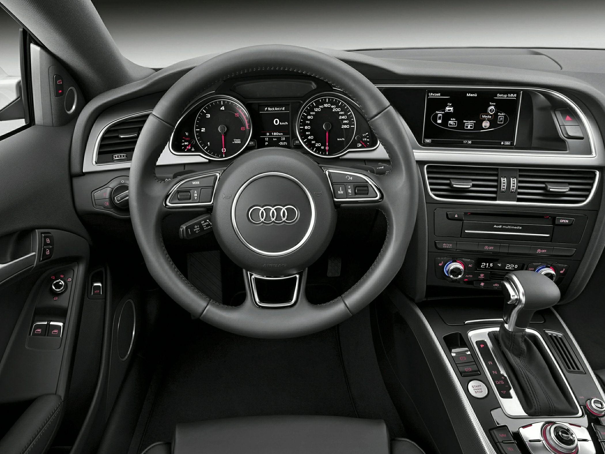 Audi A5 II 2016 - now Liftback #7