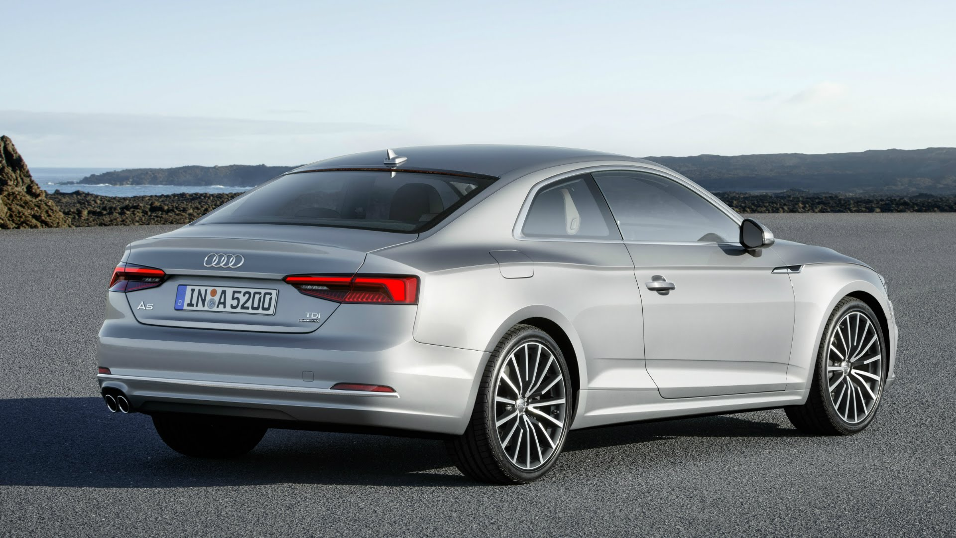 Audi A5 I Restyling 2011 - 2016 Coupe #5