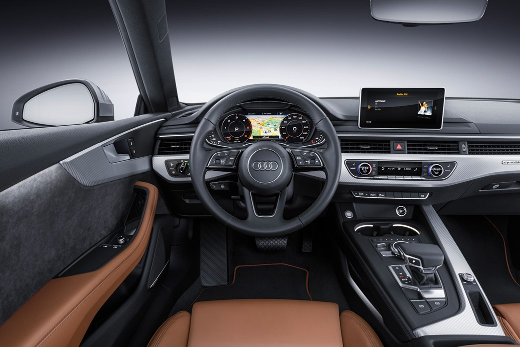 Audi A5 I Restyling 2011 - 2016 Cabriolet #1
