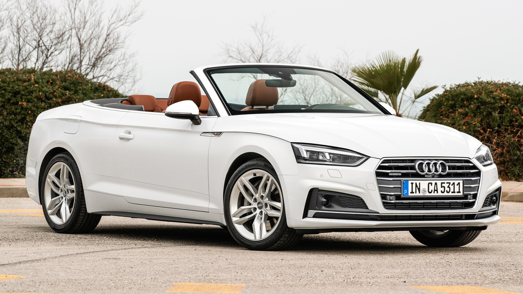 Audi A5 II 2016 - now Cabriolet #1