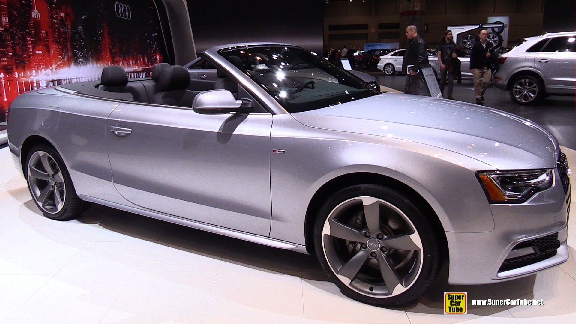 Audi A5 II 2016 - now Cabriolet #5