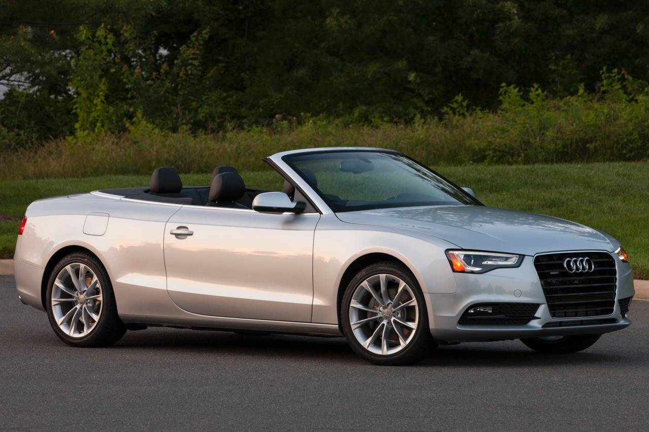 Audi A II Now Cabriolet OUTSTANDING CARS - Edmunds new car dealer invoice