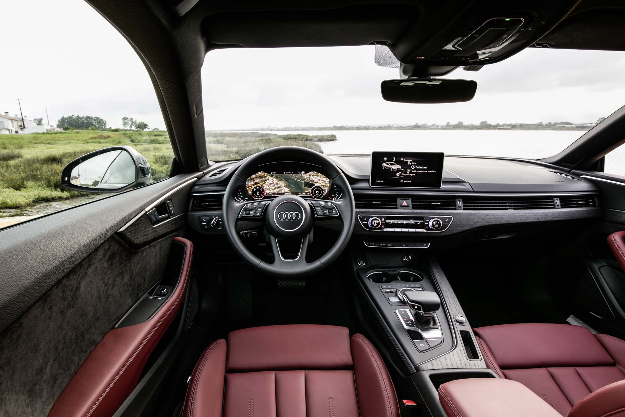 Audi A5 II 2016 - now Cabriolet #6