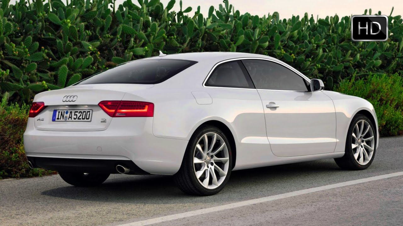Audi A5 II 2016 - now Coupe #3
