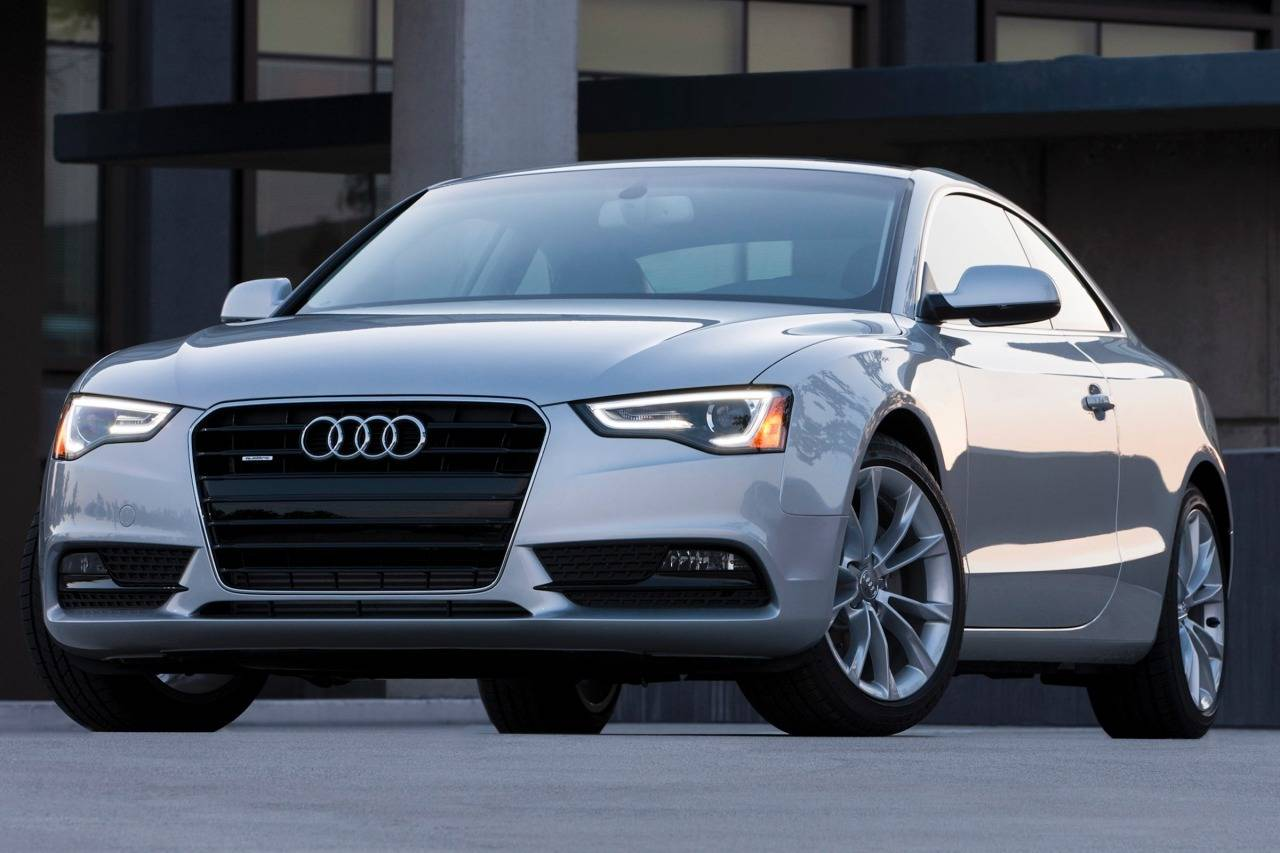 Audi A5 II 2016 - now Coupe #1