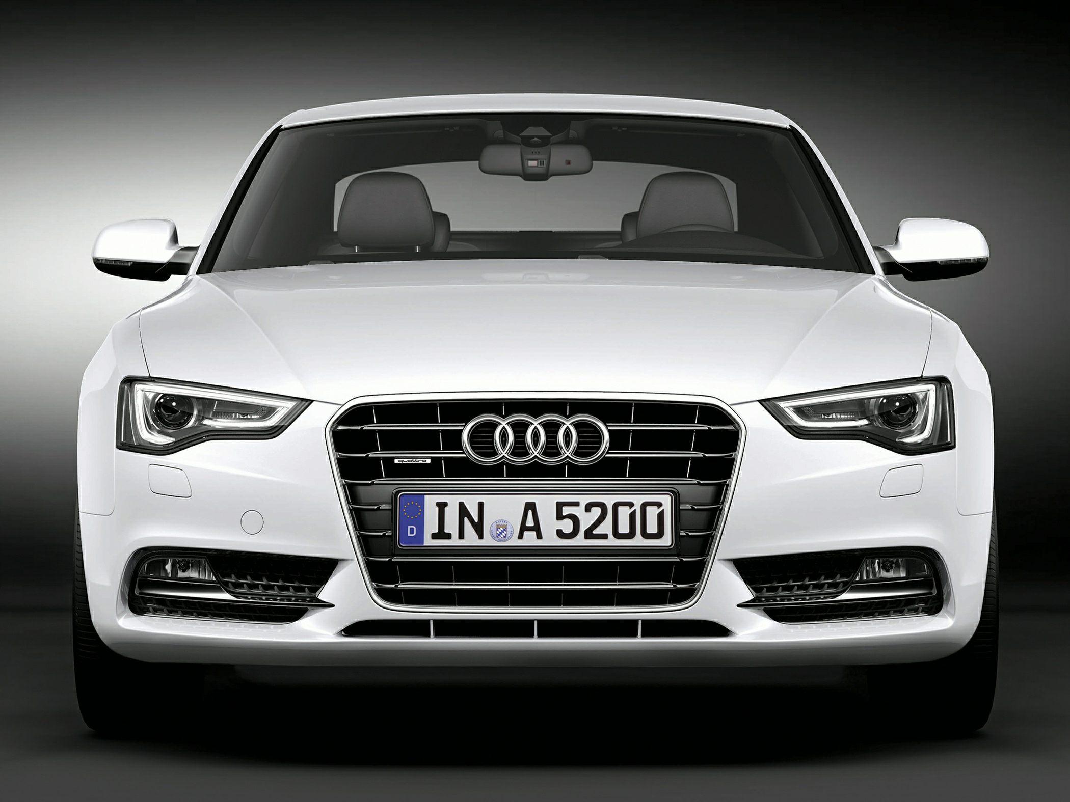 Audi A5 II 2016 - now Liftback #8