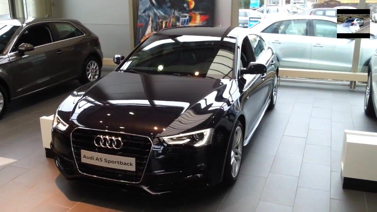 Audi A5 II 2016 - now Liftback #1