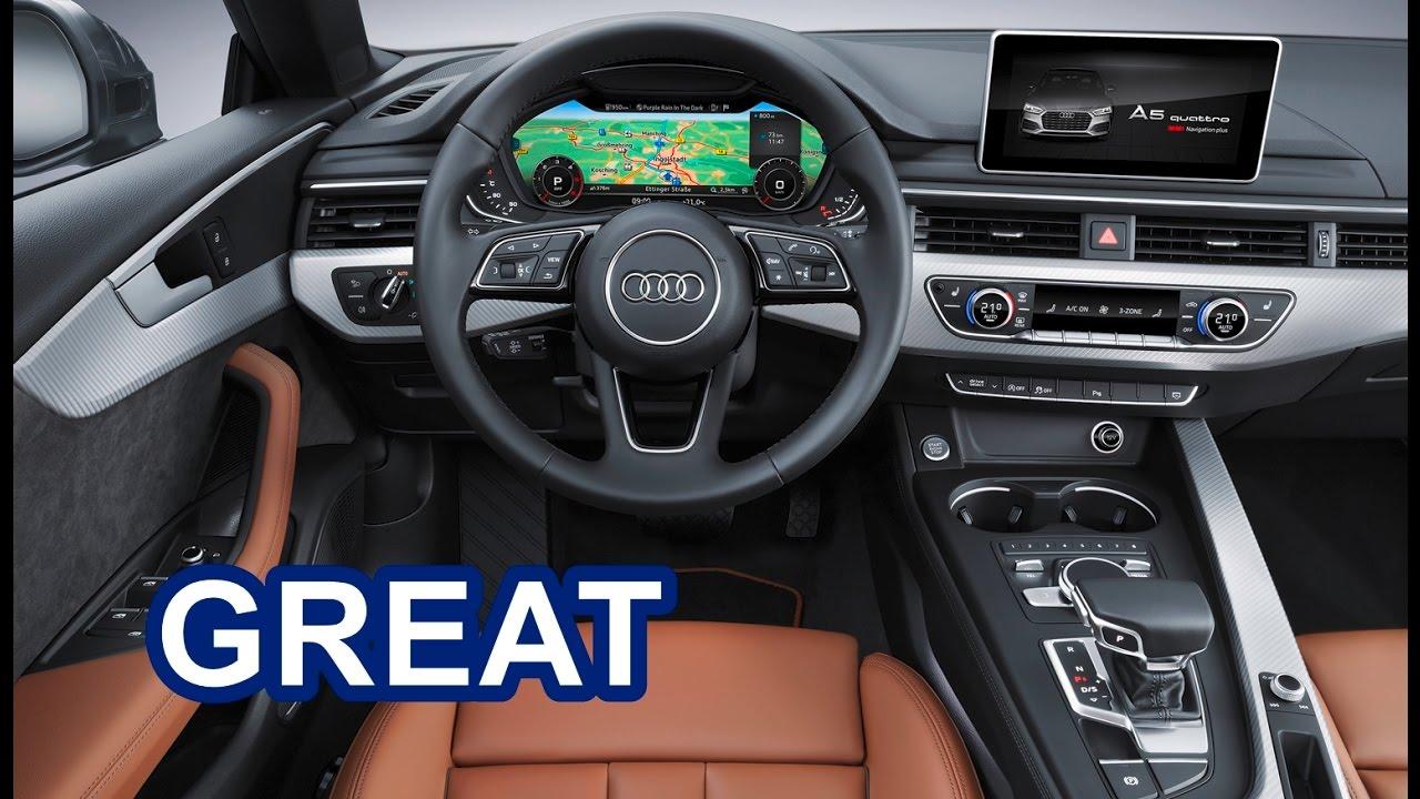 Audi A5 II 2016 - now Liftback #4