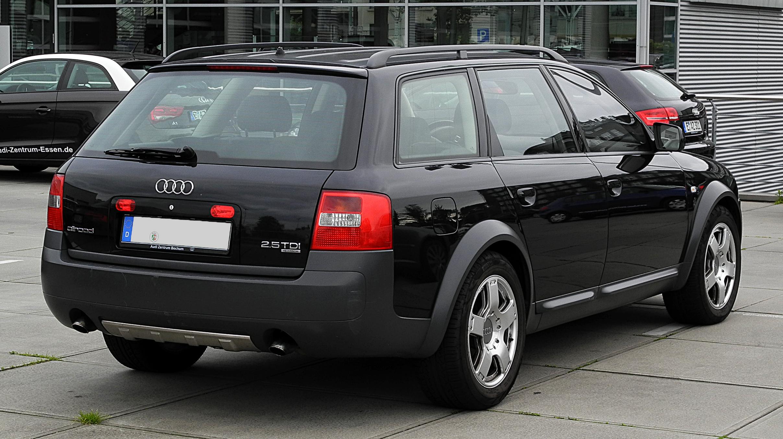 Audi A6 allroad I (C5) 2000 - 2006 Station wagon 5 door #2