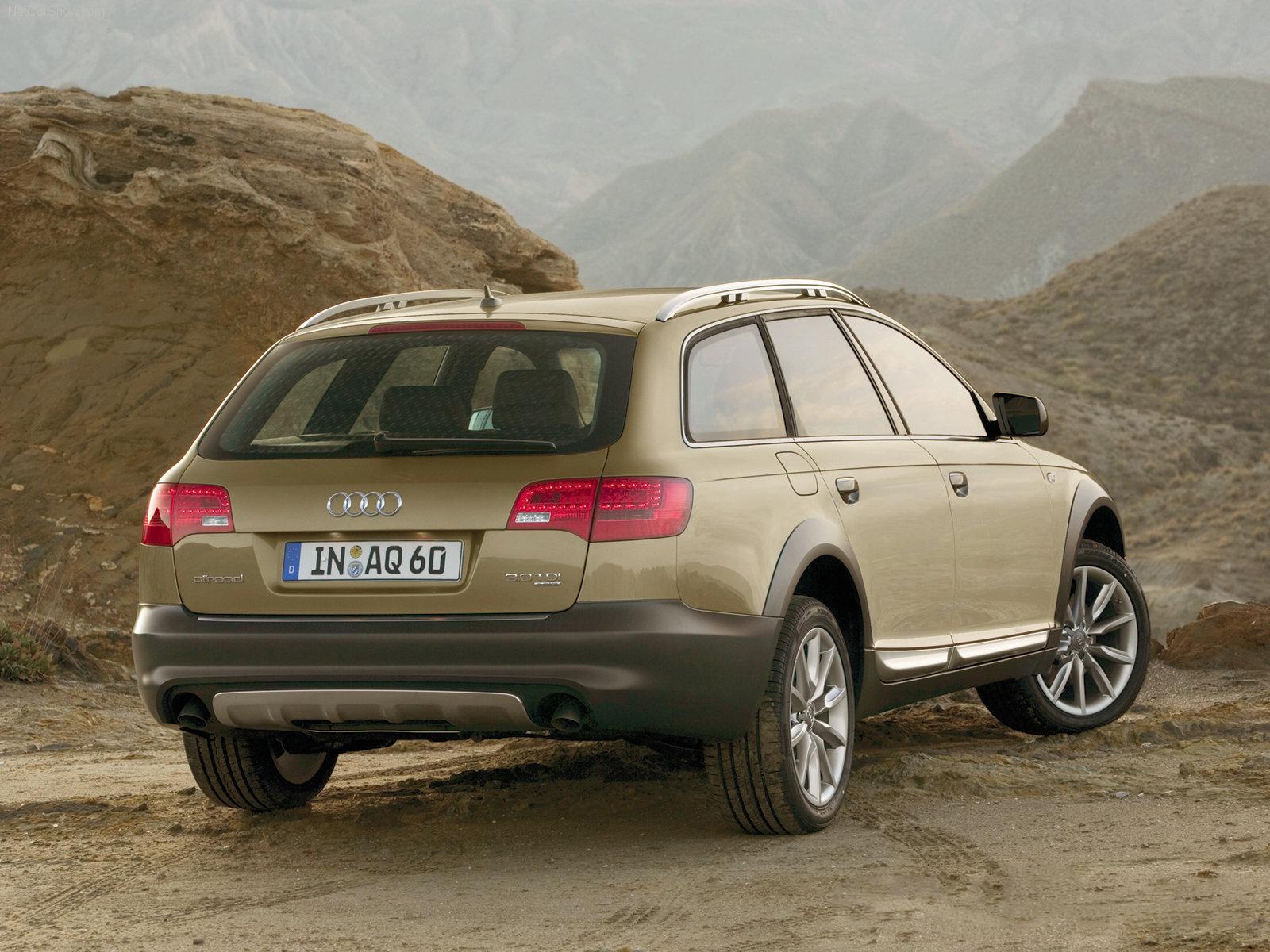 Audi A6 allroad I (C5) 2000 - 2006 Station wagon 5 door #4