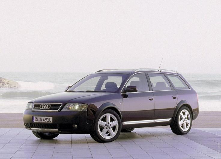 Audi A6 allroad I (C5) 2000 - 2006 Station wagon 5 door #5