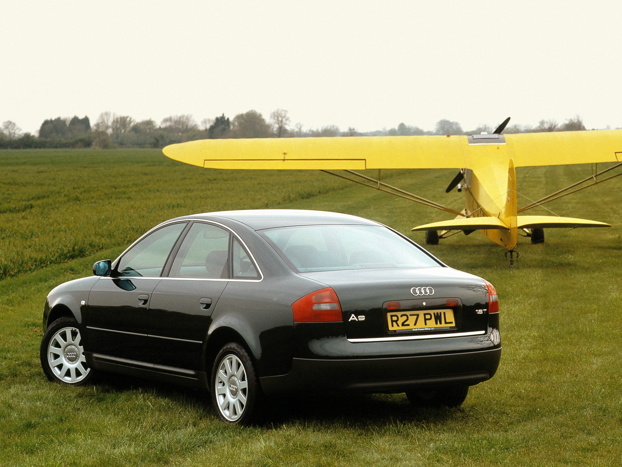 Audi A6 II (C5) 1997 - 2001 Sedan :: OUTSTANDING CARS