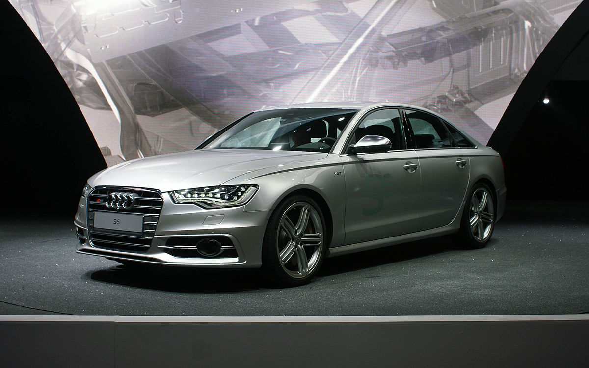 Audi S6 IV (C7) Restyling 2014 - now Station wagon 5 door #8