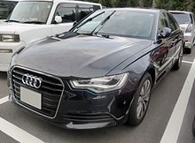 Audi S6 IV (C7) Restyling 2014 - now Station wagon 5 door #1