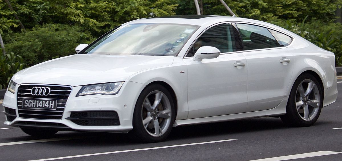Audi S6 IV (C7) Restyling 2014 - now Station wagon 5 door #4