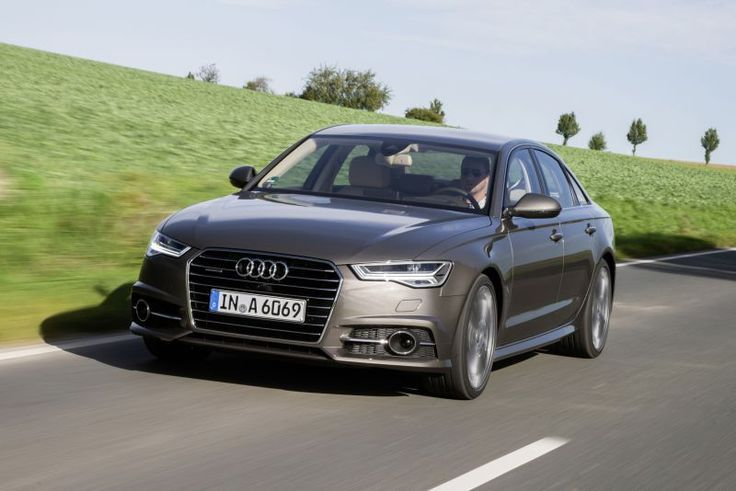 Audi S6 IV (C7) Restyling 2014 - now Station wagon 5 door #2