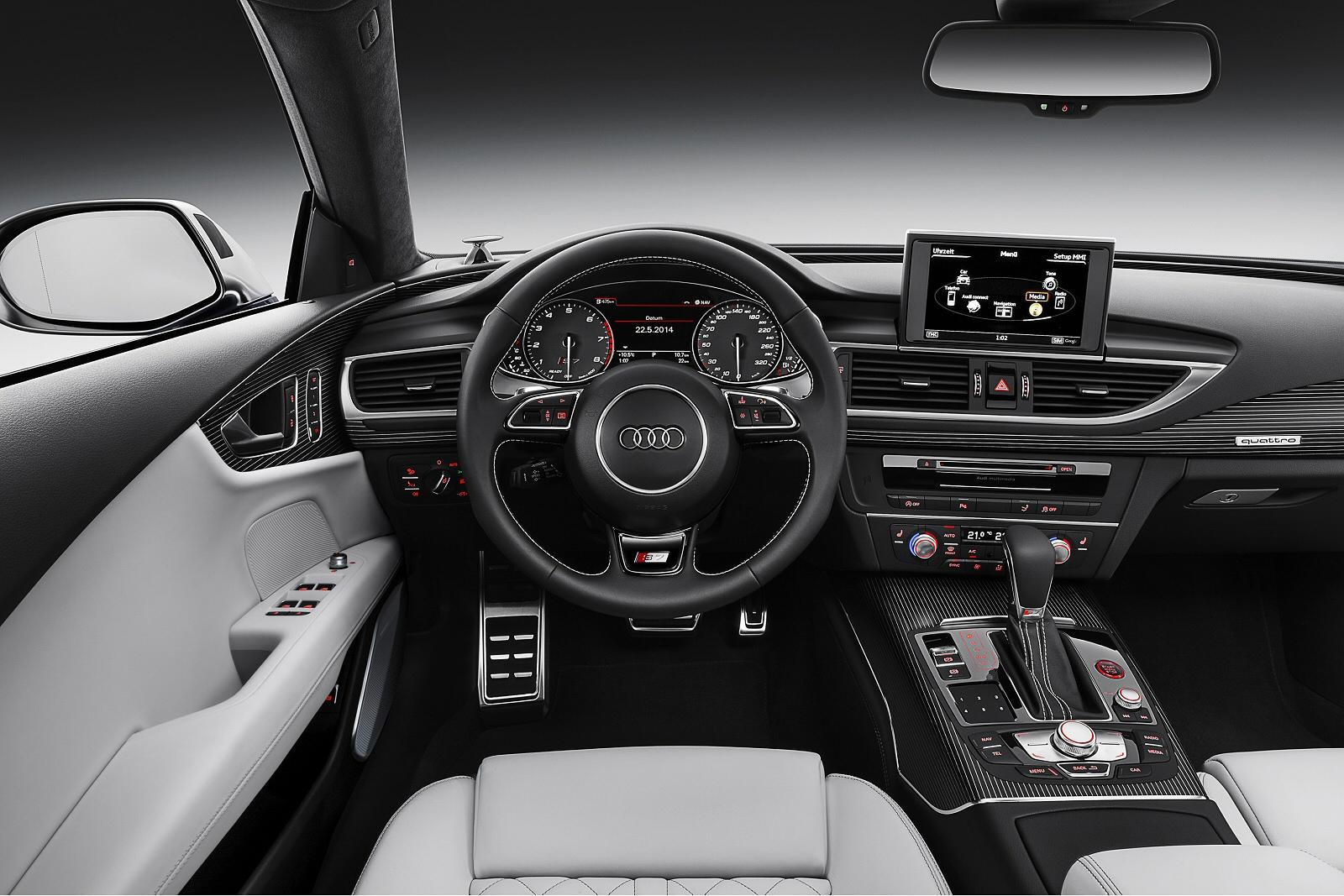 Audi A7 I 2010 - 2014 Liftback #2