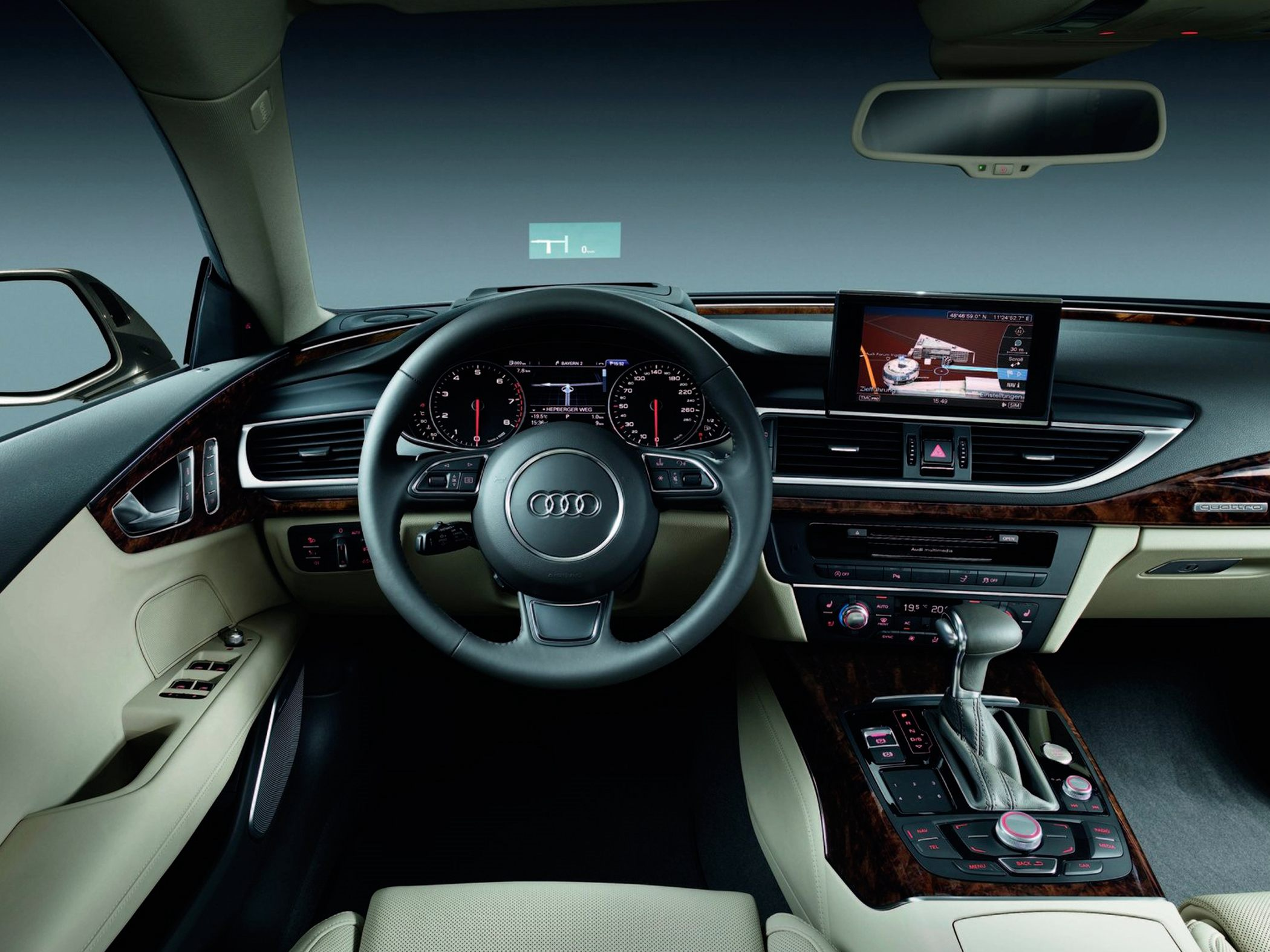 Audi A7 I 2010 - 2014 Liftback #5