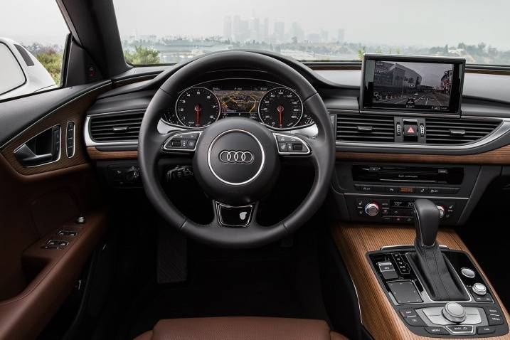 Audi S7 I Restyling 2014 - now Liftback #7