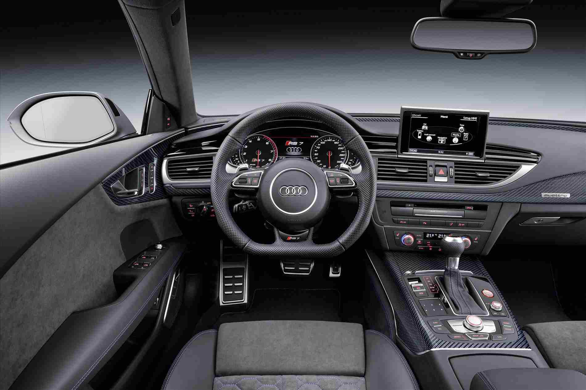Audi RS 7 I Restyling 2014 - now Liftback #7