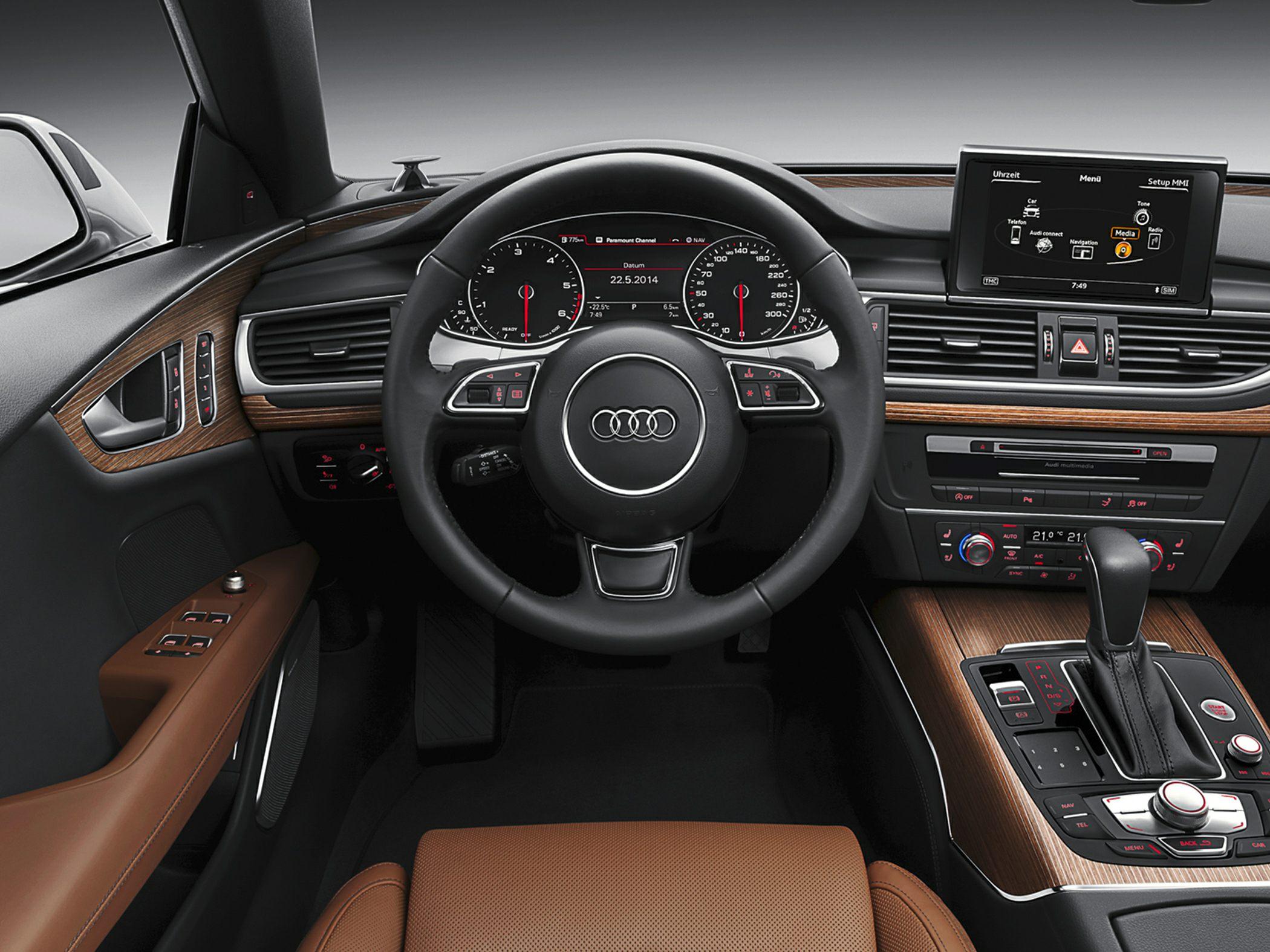 Audi A7 II 2017 - now Liftback #7