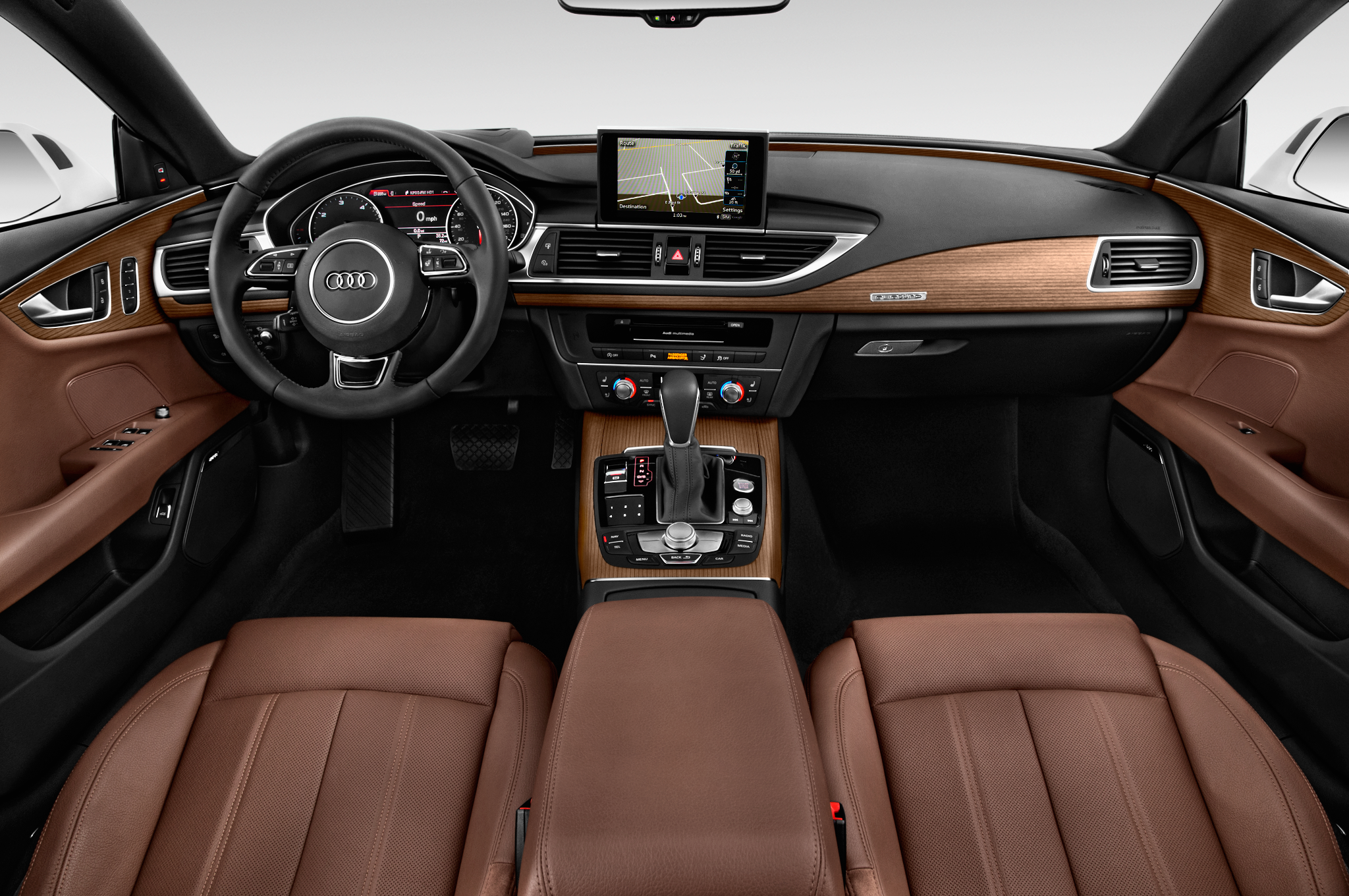 Audi A7 II 2017 - now Liftback #3