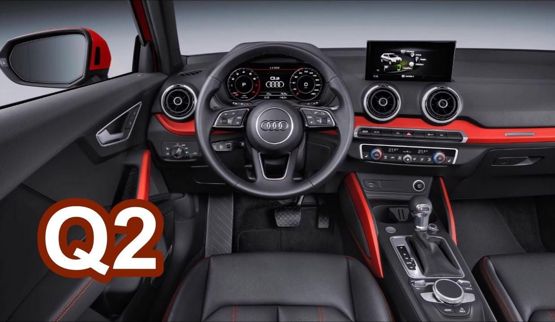 Audi Q2 I 2016 Now Suv 5 Door Outstanding Cars