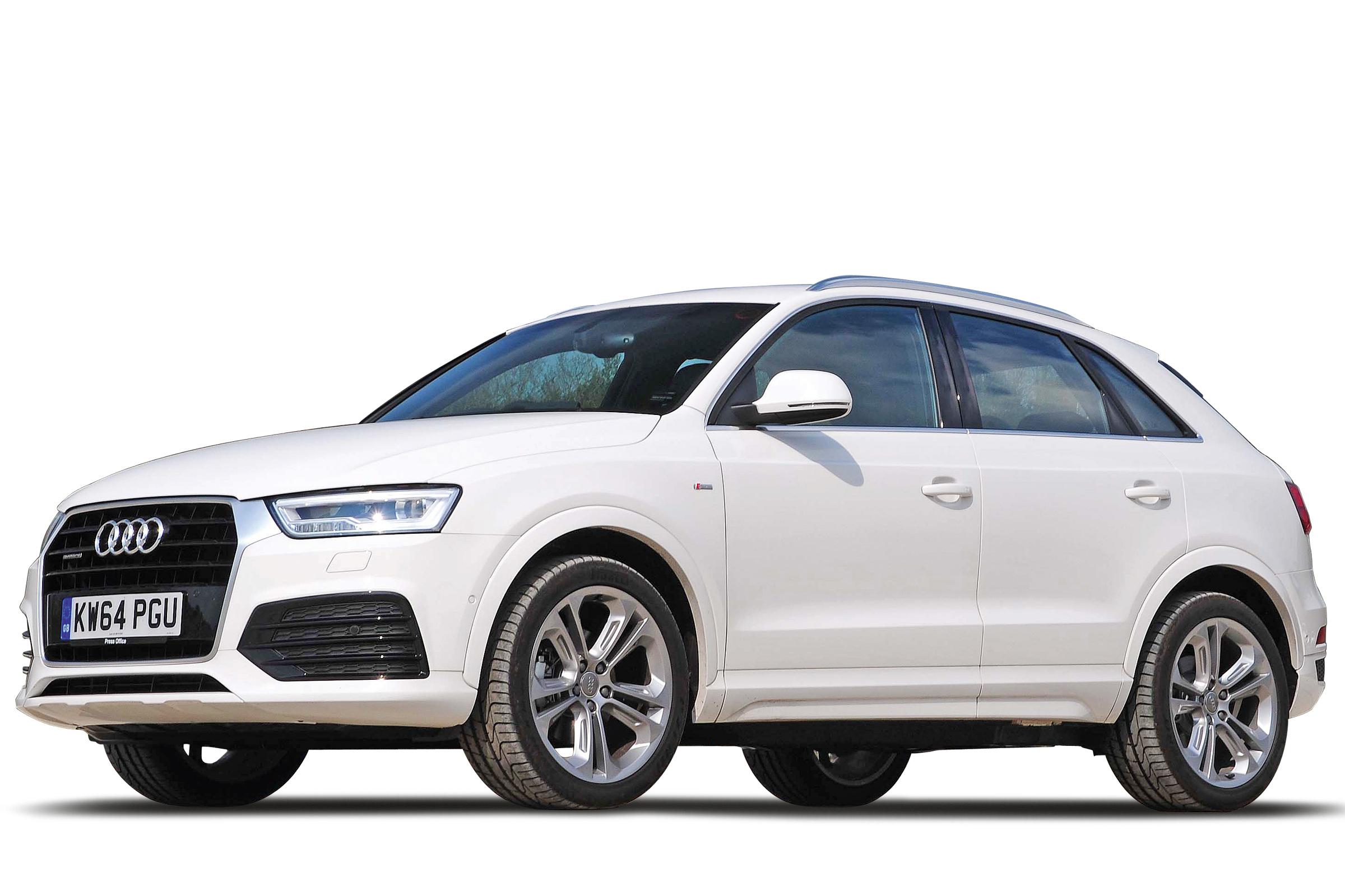 Audi Q3 I Restyling 2014 - now SUV 5 door #7