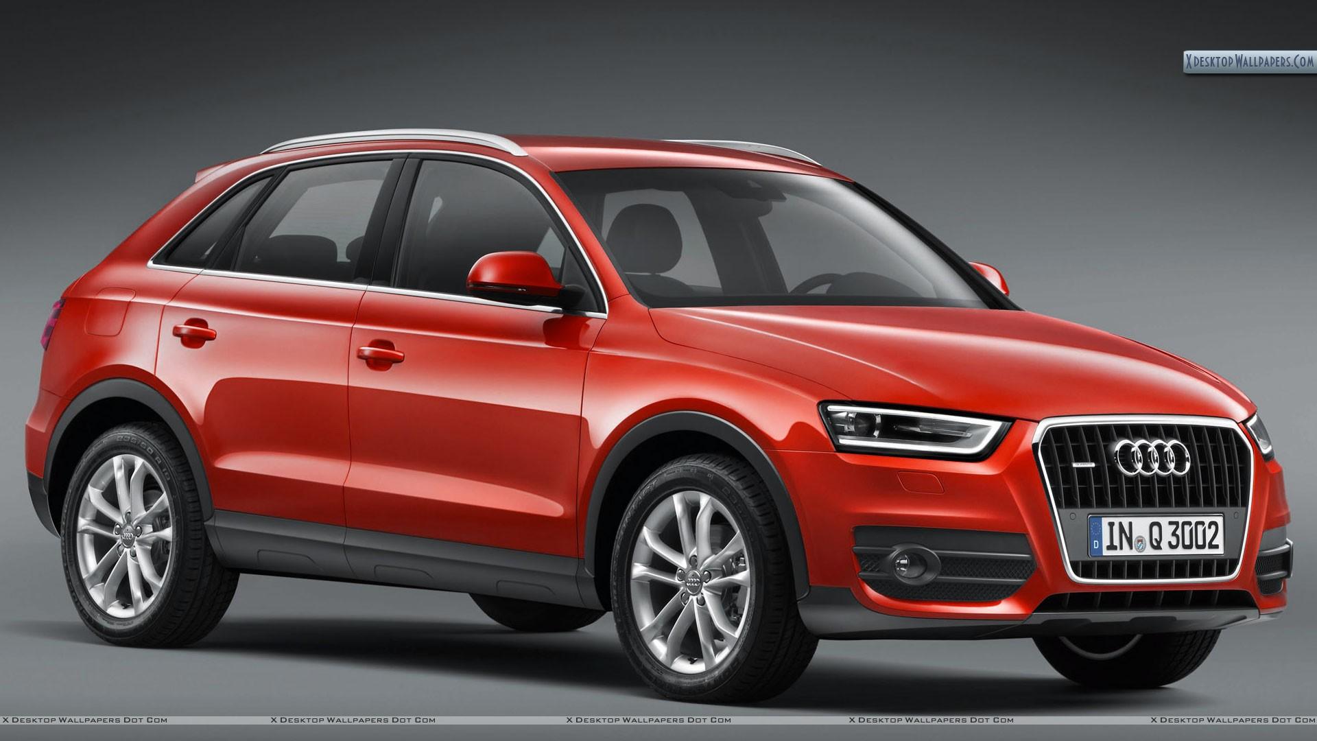 Audi Q3 I Restyling 2014 - now SUV 5 door #1