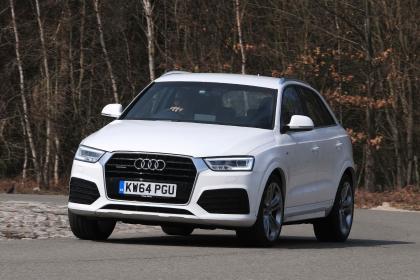 Audi Q3 I Restyling 2014 - now SUV 5 door #8