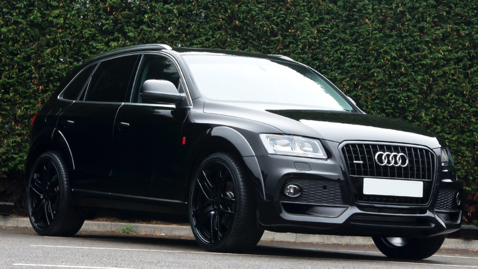 Audi SQ5 I 2013 - now SUV 5 door #5