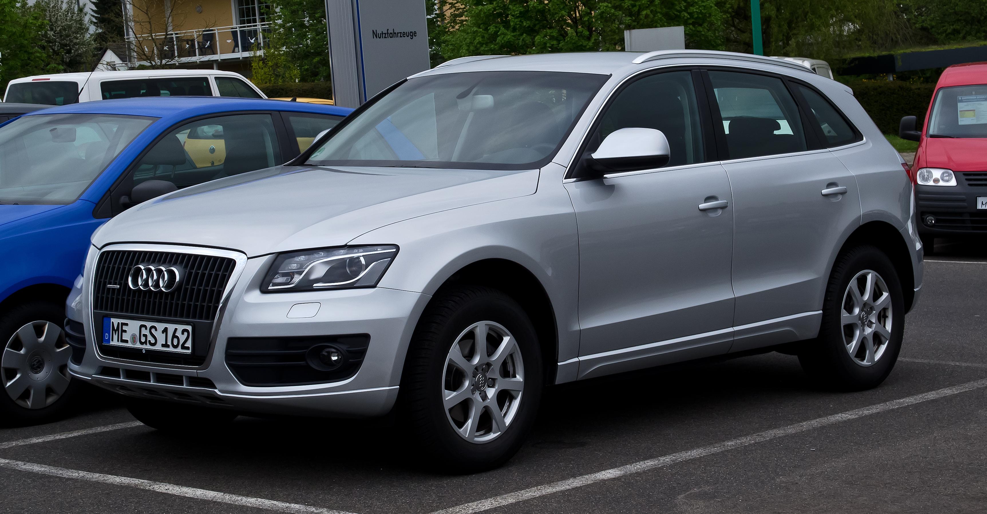 Audi SQ5 I 2013 - now SUV 5 door #1