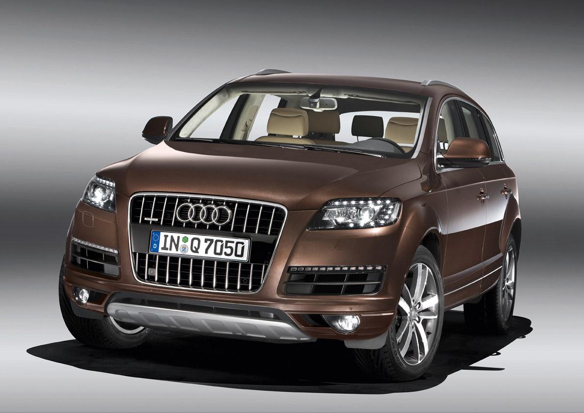 Audi Q7 I Restyling 2009 - 2015 SUV 5 door #4
