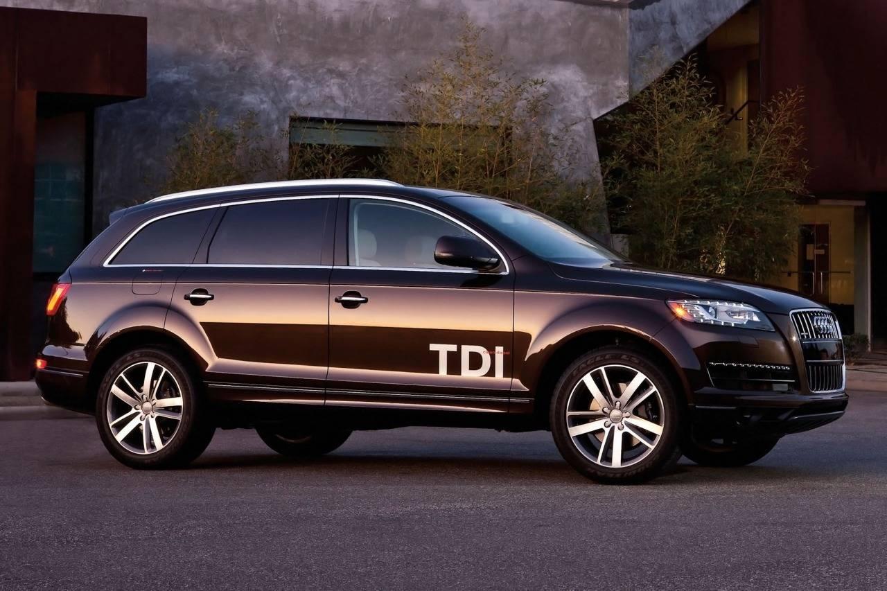 Audi Q7 II 2015 - now SUV 5 door #5