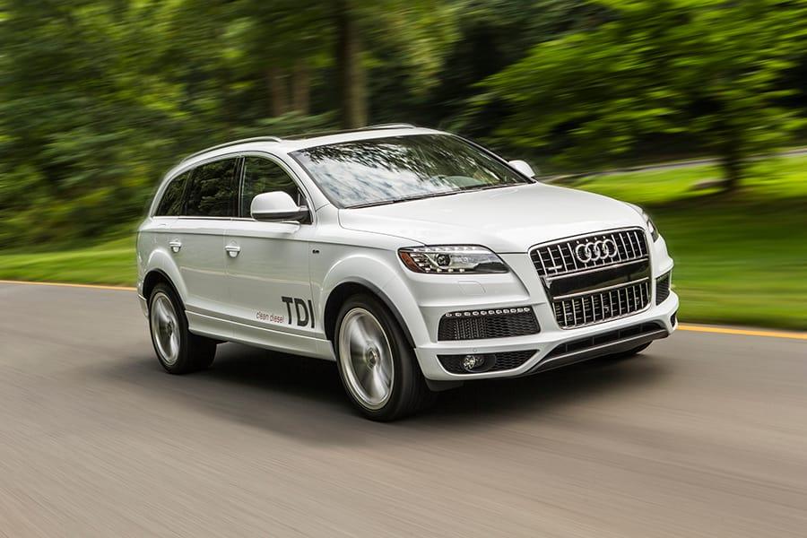 Audi Q7 II 2015 - now SUV 5 door #6