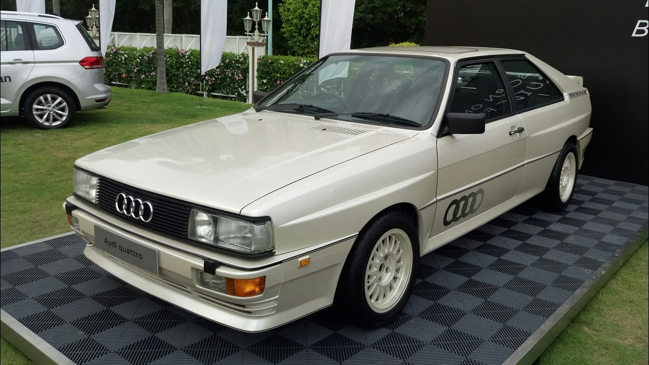 Audi Quattro I 1980 - 1985 Coupe #7