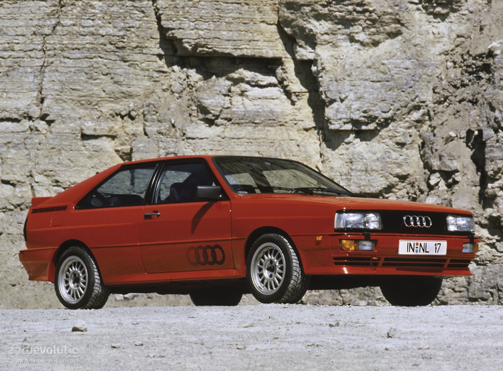 Audi Quattro I 1980 - 1985 Coupe #2