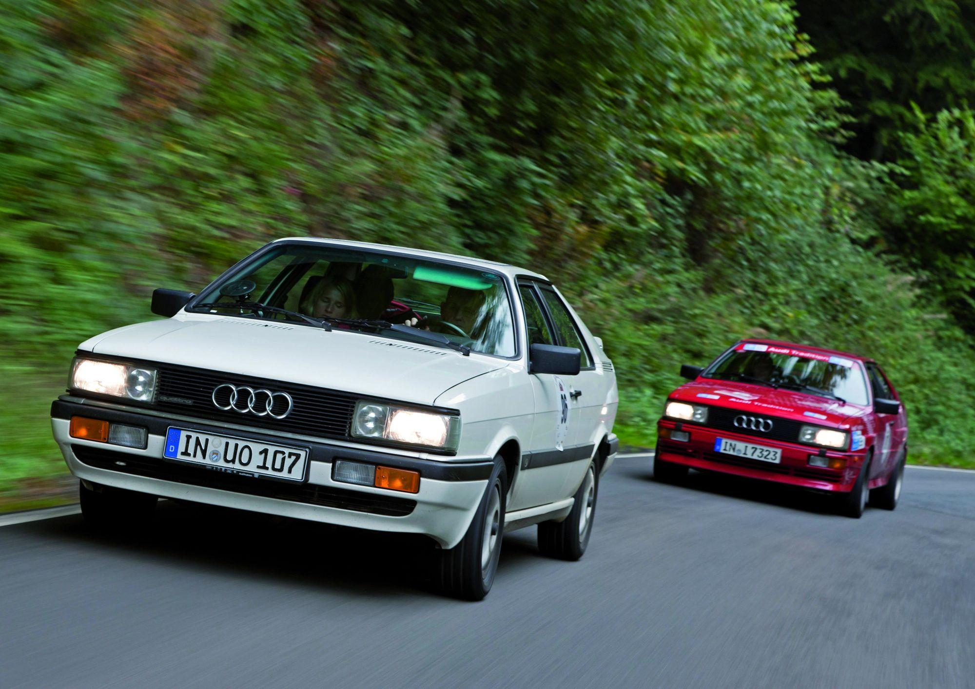 Audi Quattro I 1980 - 1985 Coupe #6