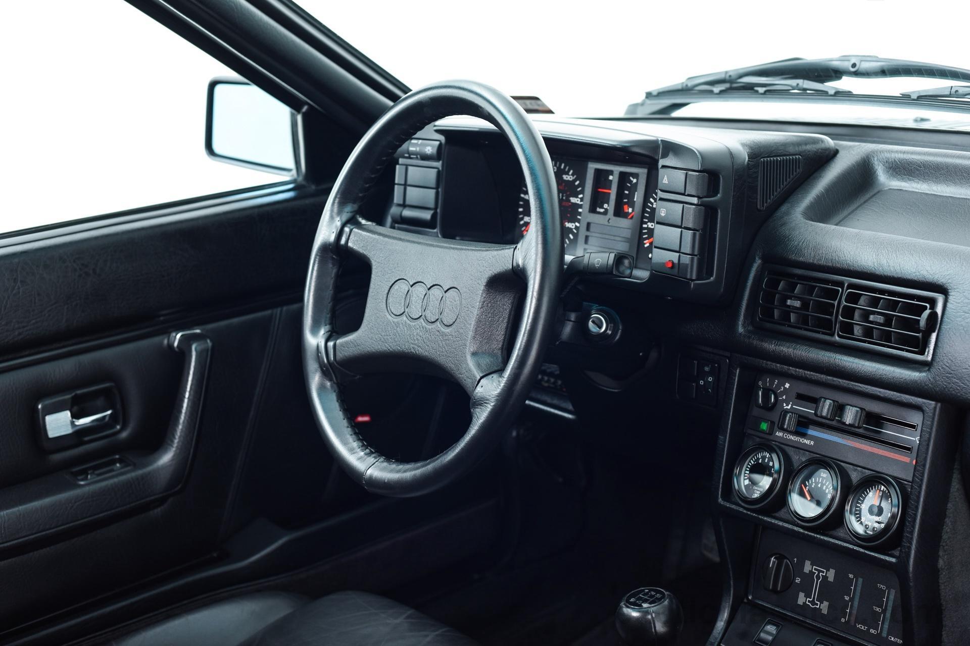 Audi Quattro I 1980 - 1985 Coupe #4