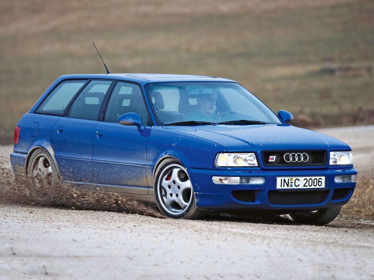 Audi S2 I 1990 - 1995 Station wagon 5 door #4