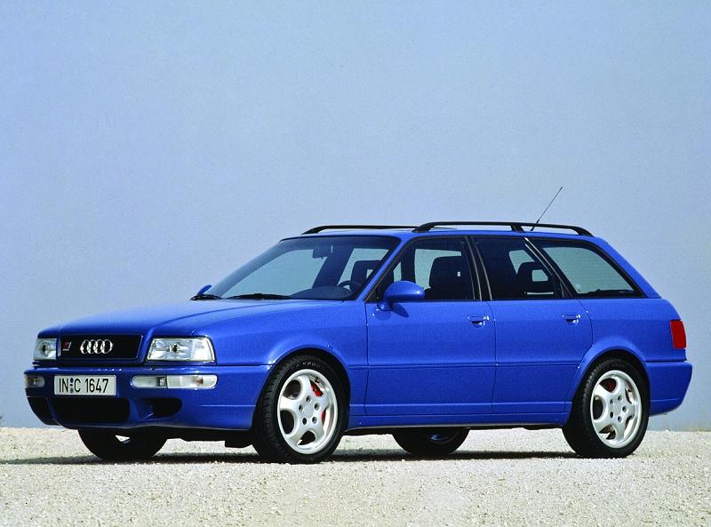 Audi S2 I 1990 - 1995 Station wagon 5 door #2