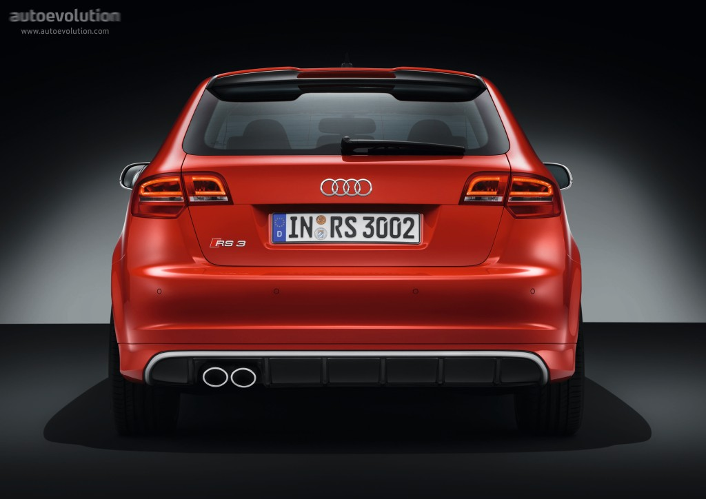 Audi RS 3 I 2011 - 2012 Hatchback 5 door #3