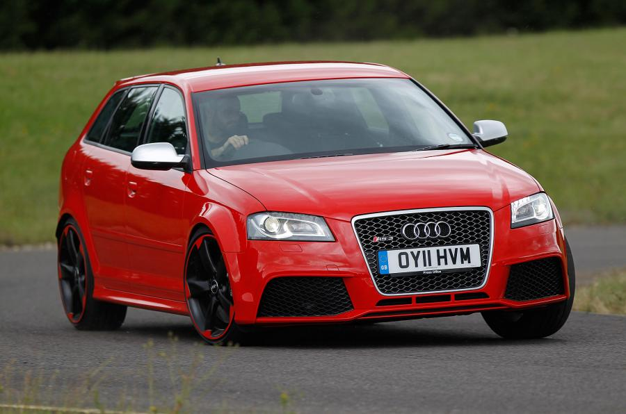 Audi RS 3 I 2011 - 2012 Hatchback 5 door #8