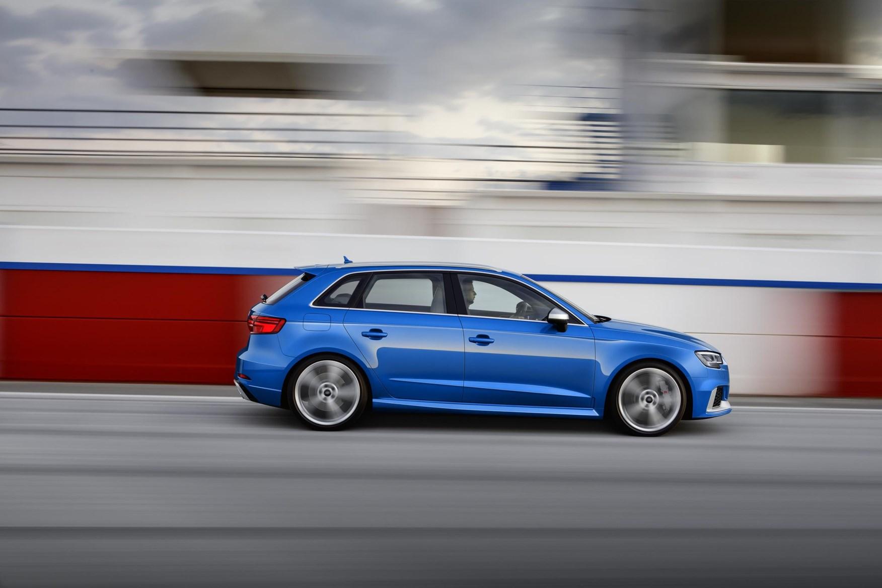 Audi RS 3 II Restyling 2016 - now Hatchback 5 door #2