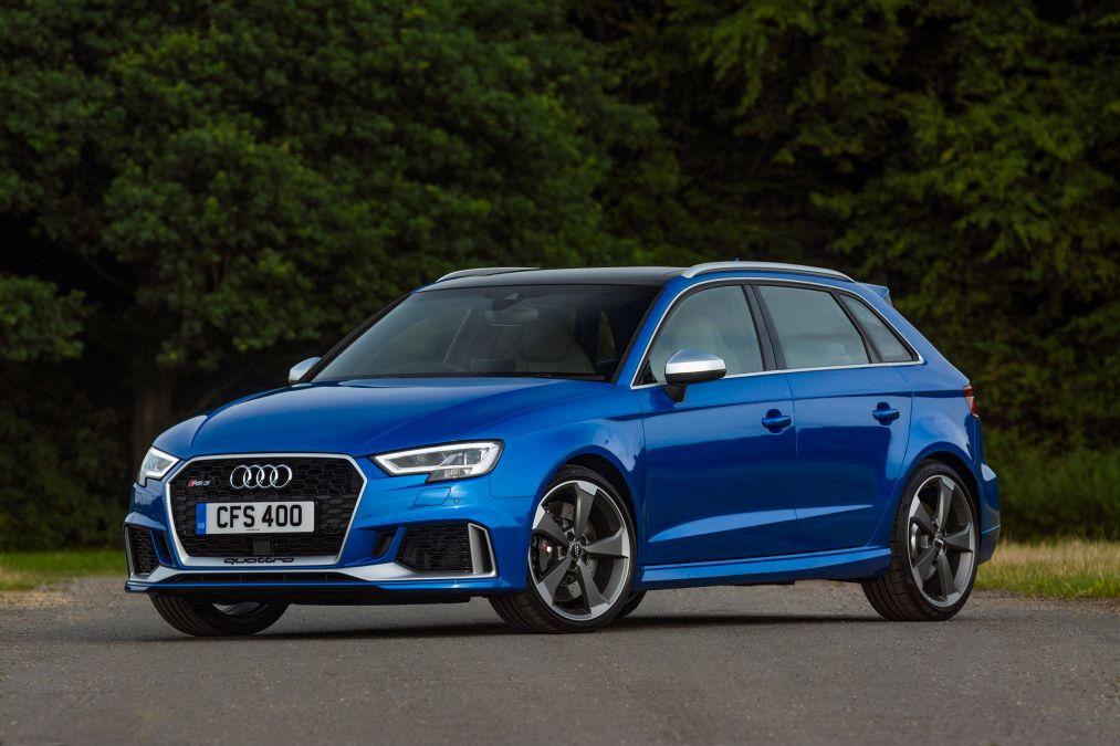 Audi RS 3 II Restyling 2016 - now Hatchback 5 door #6