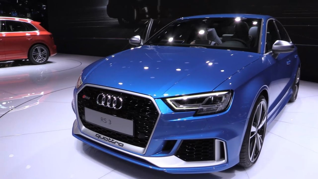 Audi RS 3 II Restyling 2016 - now Sedan #7