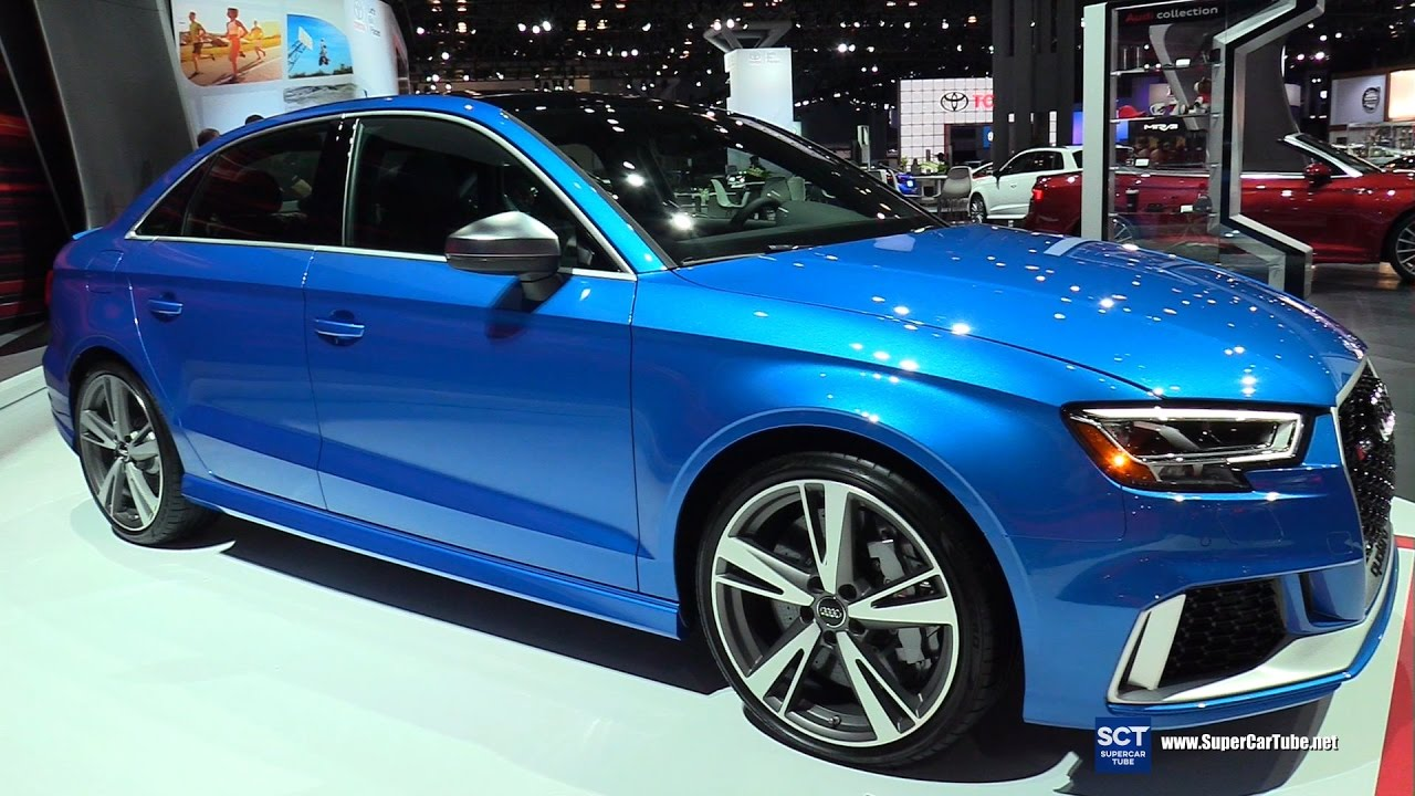 Audi RS 3 II Restyling 2016 - now Sedan #6