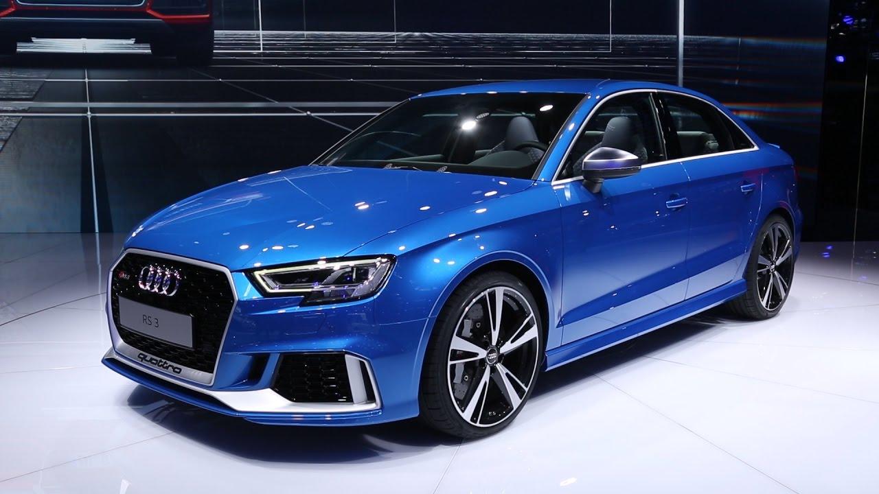 Audi RS 3 II Restyling 2016 - now Sedan #1